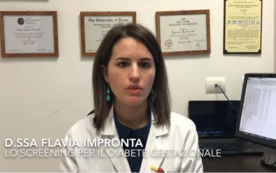 Lo screening per il diabete gestazionale